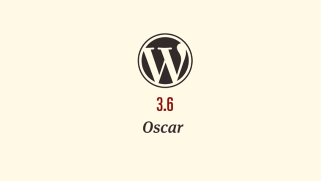 wordpress-3-6-oscar
