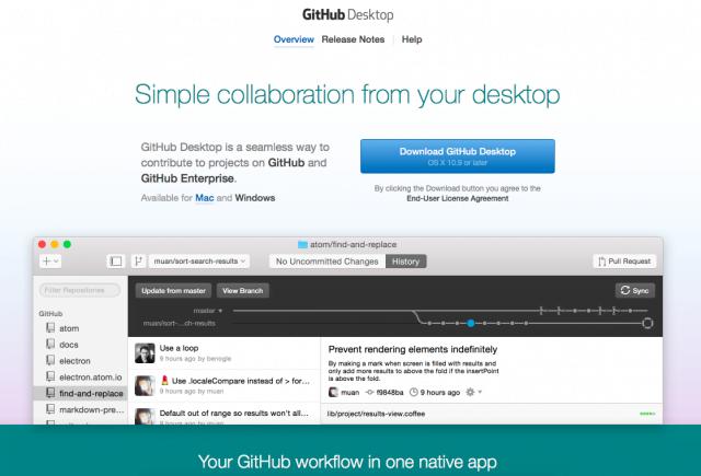 github-for-desktop