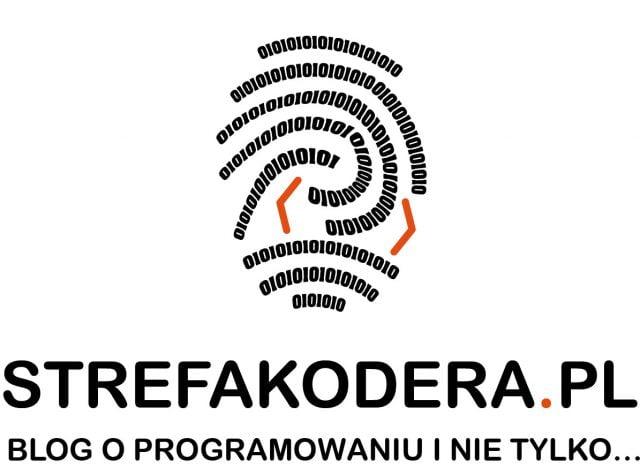 Nowe logo bloga StrefaKodera.pl